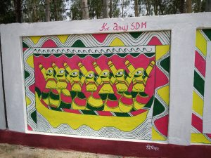 Manjusha Art Wall Gallery Sanidsh Compound