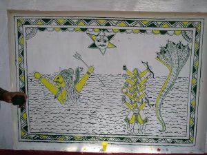Manjusha Art Wall Gallery Sanidsh Compound