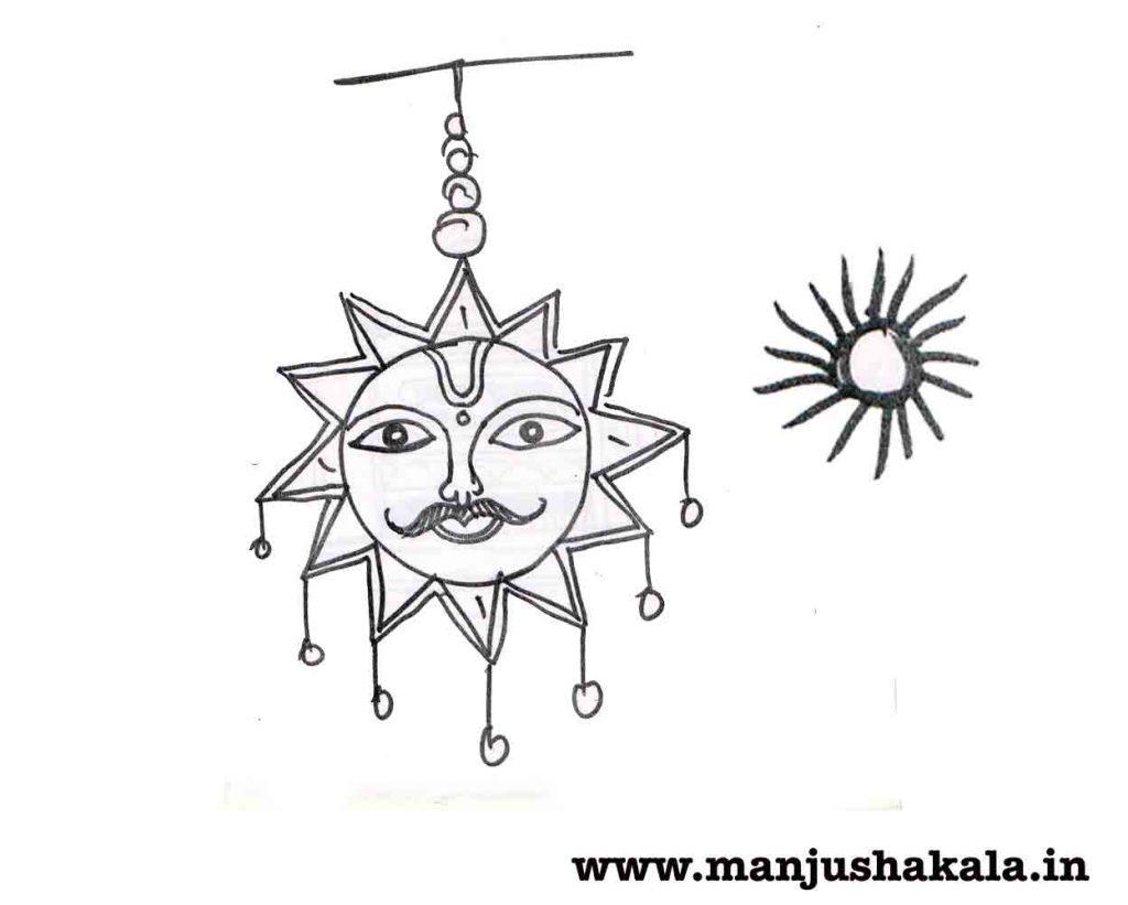 Sun Motif